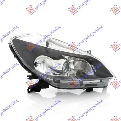 Φανάρι Εμπρός Xenon RENAULT CLIO 2006 - 2009 Δεξιά 026805291