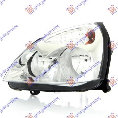 Φανάρι Εμπρός Ηλεκτρικό RENAULT CLIO 2006 - 2009 Αριστερά 026805297