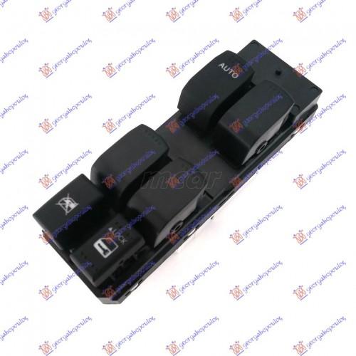 Διακόπτης Παραθύρου SUZUKI SWIFT 2006 - 2008 ( RS ) Εμπρός Αριστερά 026907172