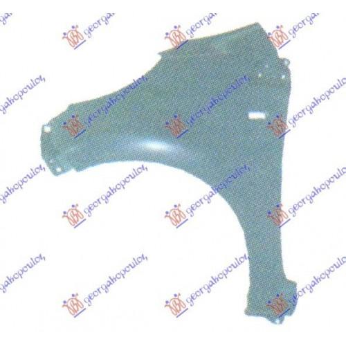 Φτερό PEUGEOT 107 2006 - 2009 Εμπρός Αριστερά 027800652