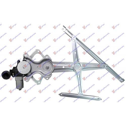 Γρύλος Παραθύρου Ηλεκτρικός Με Μοτέρ TOYOTA RAV-4 2005 - 2010 ( XA30 ) Εμπρός Δεξιά 028407051