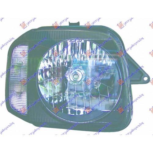 Φανάρι Εμπρός Ηλεκτρικό SUZUKI JIMNY 1998 - 2005 ( SN ) Δεξιά 034805131