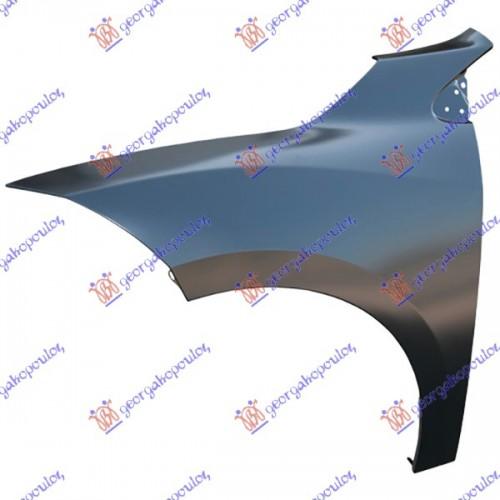 Φτερό RENAULT MEGANE 2008 - 2012 Εμπρός Αριστερά 038600662