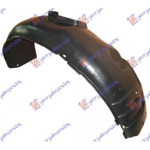 Θόλος Πλαστικός SEAT INCA 1996 - 2004 ( 6K ) Εμπρός Δεξιά 040700821