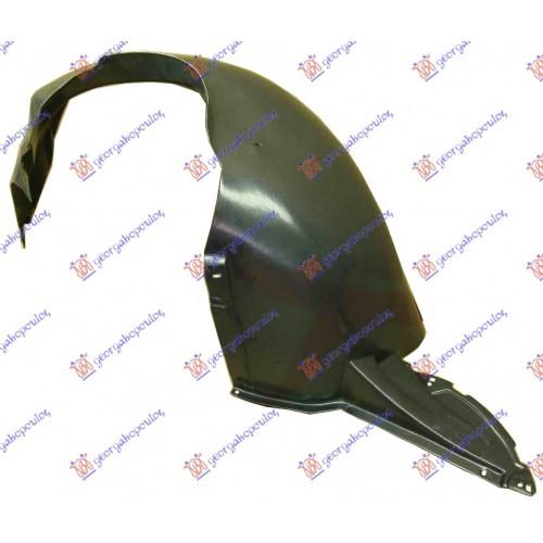 Θόλος Πλαστικός SKODA FABIA 2000 - 2004 ( 6Y ) Εμπρός Αριστερά 043800822