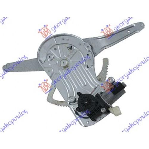 Γρύλος Παραθύρου Ηλεκτρικός Χωρίς Μοτέρ VOLVO S60 2005 - 2009 Εμπρός Δεξιά 053807041