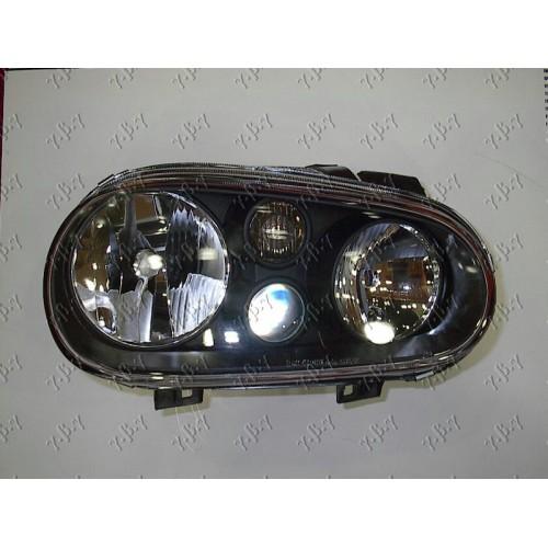 Φανάρι Εμπρός Ηλεκτρικό VW GOLF 1998 - 2004 ( Mk4 ) 059705130