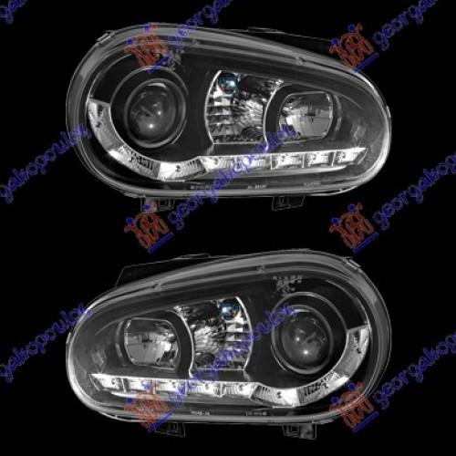 Φανάρι Εμπρός VW GOLF 1998 - 2004 ( Mk4 ) 059705140
