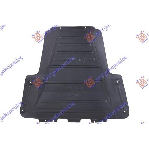 Ποδιά Μηχανής Πλαστική RENAULT KANGOO 2009 - 2013 ( KW ) BE BOP Κέντρο 078400830