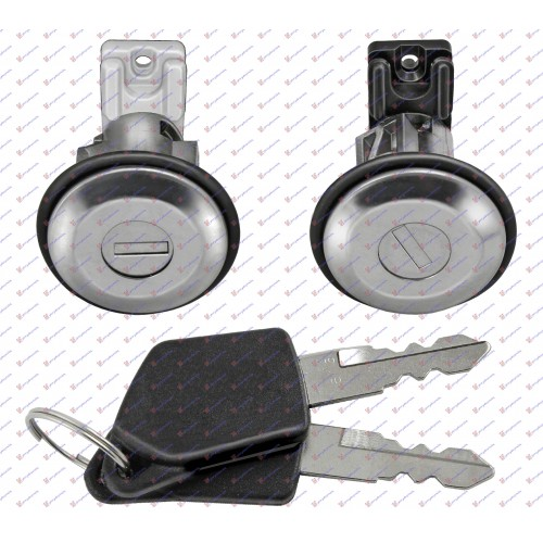 Αφαλός Κλειδαριάς Πόρτας PEUGEOT 205 1983 - 1992 ( 741 ) 084207220