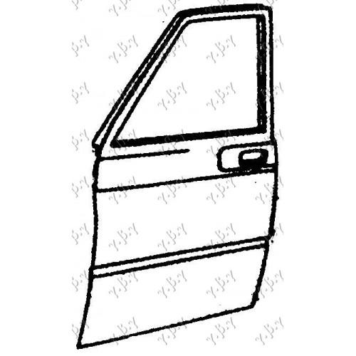 Πόρτα TOYOTA HILUX 1979 - 1984 ( RN 35/45 ) Εμπρός Αριστερά 090501432