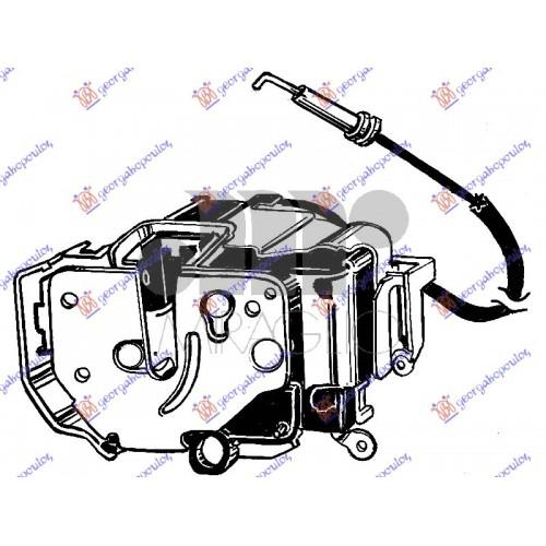 Κλειδαριά Πόρτας Ηλεκτρομαγνητική FIAT PANDA 2012 - Εμπρός Δεξιά 295007221